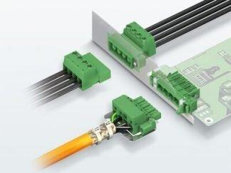 公母連接器及PCB端子台